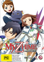My-Z-HiME - My-Otome: Vol. 4 on DVD