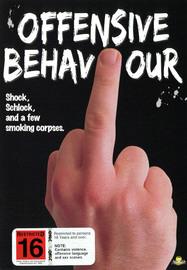 Offensive Behaviour on DVD