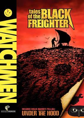 Watchmen Animated: Tales of the Black Freighter & Under the Hood on DVD