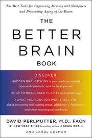 Better Brain Book by David Perlmutter image