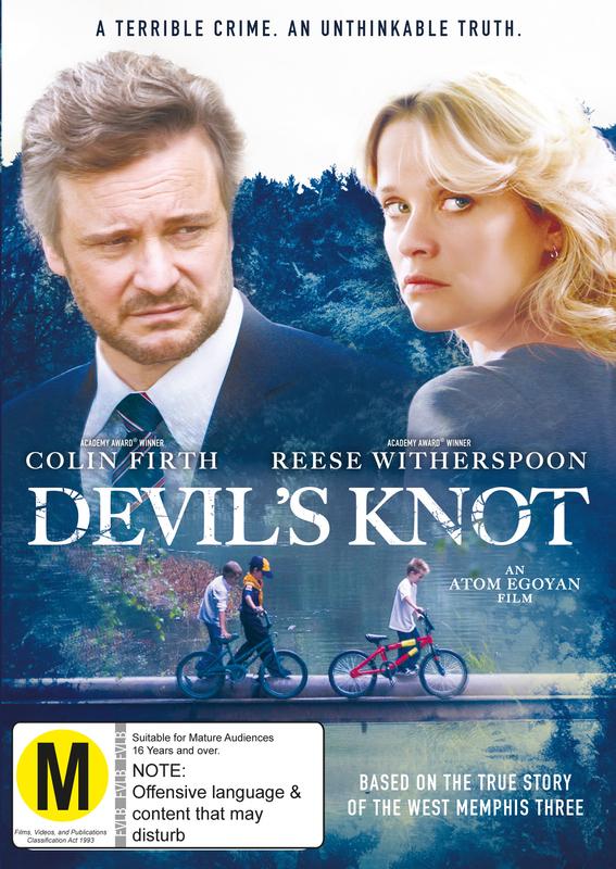 Devil's Knot on DVD