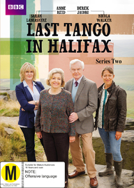 Last Tango in Halifax - Series Two on DVD