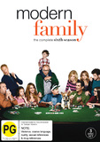 Modern Family - The Complete Sixth Season DVD