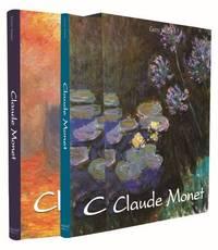 Claude Monet by Nathalia Brodskaia
