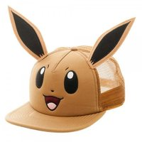 Pokemon Eevee Big Face Trucker Hat