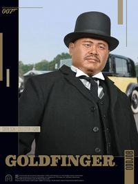 "James Bond: Goldfinger - 12"" Oddjob Articulated Figure"