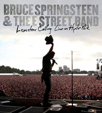 Bruce Springsteen & The E Street Band - London Calling: Live in Hyde Park DVD