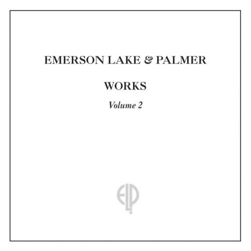 Works Volume 2 (2CD) by Emerson Lake & Palmer