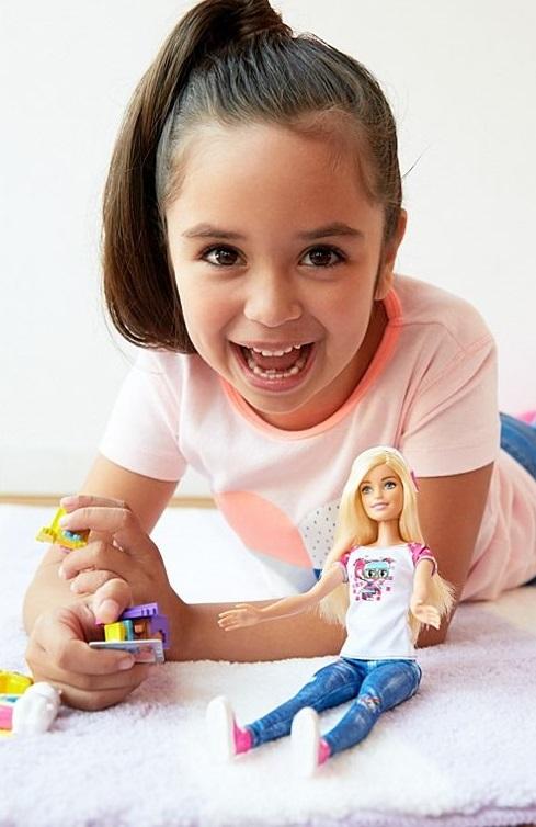 Barbie: Video Game - Gamer Doll image