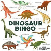 Dinosaur Bingo by Selmes Caroline