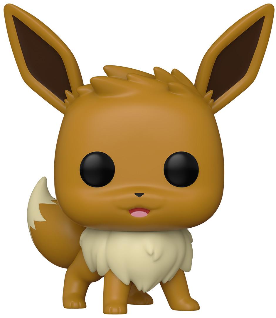 Pokemon: Eevee (Standing) - Pop! Vinyl Figure image