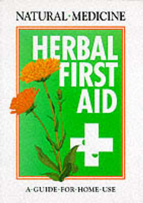 Herbal First Aid by Andrew Chevallier image