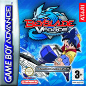 Beyblade Ultimate Blader Jam for GBA