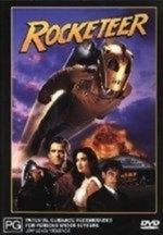 Rocketeer on DVD