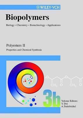 Biopolymers: v. 3b