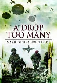 A Drop Too Many by J Frost