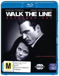 Walk the Line on Blu-ray