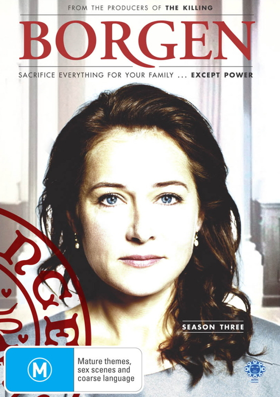 Borgen Season 3 | DVD | In-Stock - Buy Now | at Mighty Ape NZ
