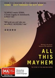 All This Mayhem on DVD