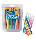 Bic: Kids Cascade Felt Tip Colouring Pens - Pack of 30