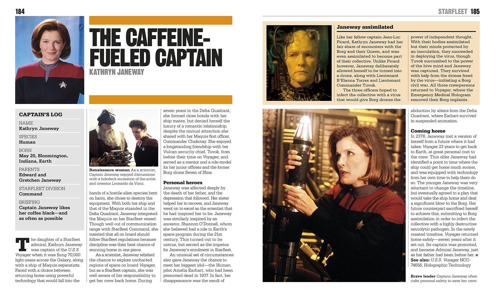 The Star Trek Book by Paul Ruditis image