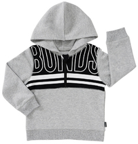 Bonds Cool Sweats w/ Zip - Strike Out Black (0-3 Months)