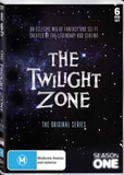 The Twilight Zone: Original Series - Season 1 (6 Disc Set) DVD