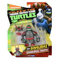 TMNT: Basic Action Figure - Samurai Raph image