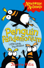 Penguin Pandemonium by Jeanne Willis image