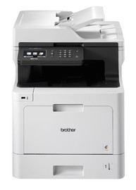 Brother Professional MFC-L8690CDW Laser Multifunction Printer