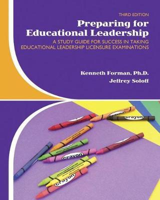 Preparing for Educational Leadership by Kenneth Forman image