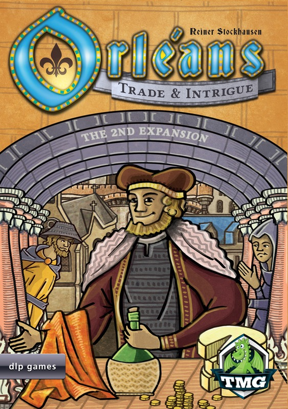 Orleans: Trade & Intrigue - Expansion