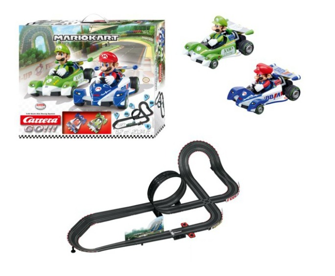 64092 Mario Kart ™ Circuit Special Carrera GO!! Mario
