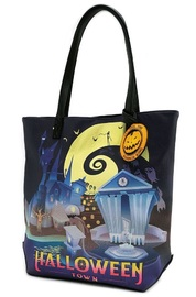 Loungefly: Nightmare Before Christmas - Tote Bag