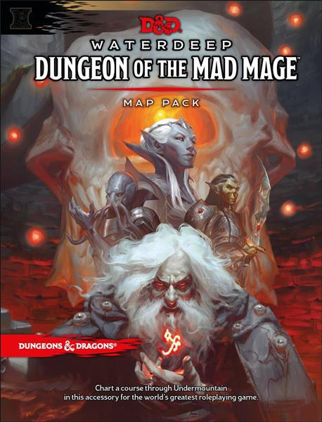 D&D: Dungeon Masters Screen ~ REINCARNATED | at Mighty Ape