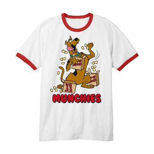 Scooby Doo: Munchies Tee - Ex Large