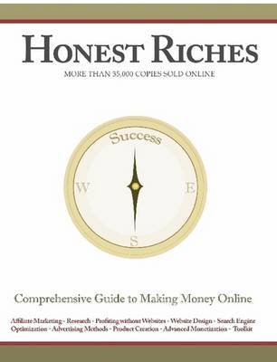 Honest Riches by Holly Mann image