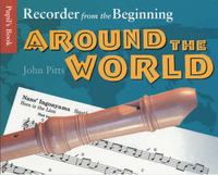 Recorder from the Beginning by John Pitts image