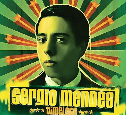 Timeless [Digipak] by Sergio Mendes