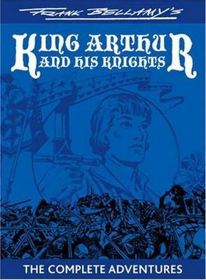 "Frank Bellamy's ""King Arthur and His Knights"" image"