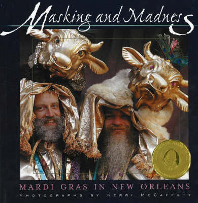 Masking & Madness by Kerri McCafferty image