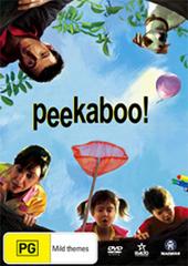 Peekaboo! on DVD