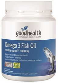 Good Health Omega 3 Fish Oil (400 Capsules)
