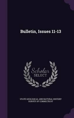 Bulletin, Issues 11-13