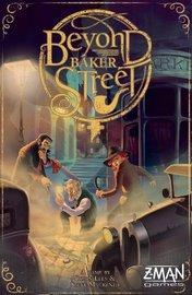 Beyond Baker Street - Card Game