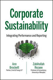 Corporate Sustainability by Anne Brockett