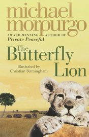The Butterfly Lion by Michael Morpurgo image