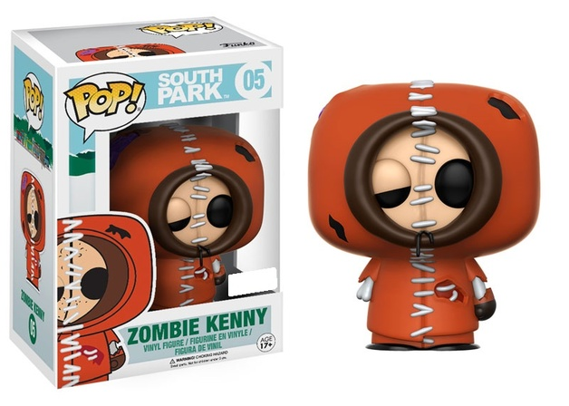 South Park - Kenny (Zombie) Pop! Vinyl Figure