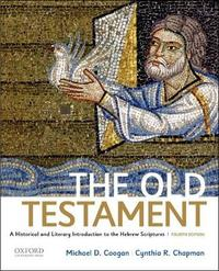 The Old Testament by Cynthia R. Chapman image