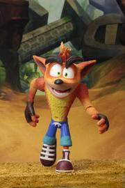 "Crash Bandicoot - 7"" Action Figure"